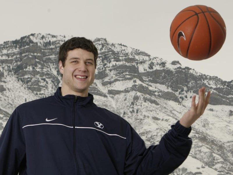 Illustration for article titled The Jimmer Is Too Famous To Attend The Classes, BYU Says