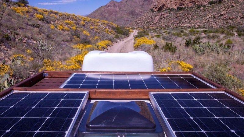 Renogy 100W Solar Panel | $87 | Amazon | Clip the coupon