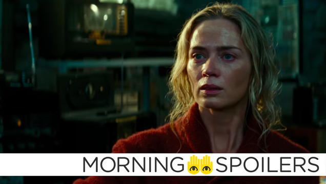 A Surprising Star Could be Joining A Quiet Place 2