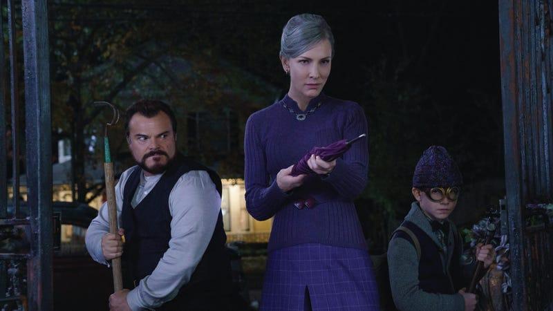 Jack Black, Cate Blanchett, Owen Vaccaro