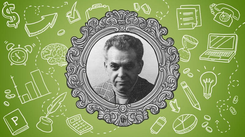 Illustration for article titled Jack Kirby's Best Productivity Tricks