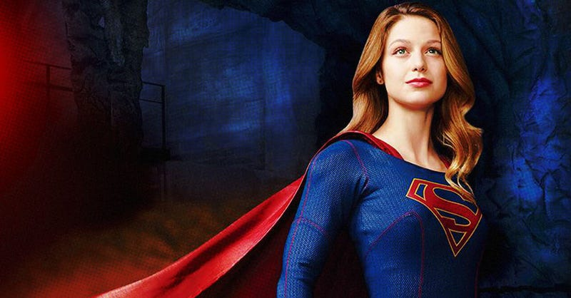 Illustration for article titled Heroes I'd like to see on Supergirl