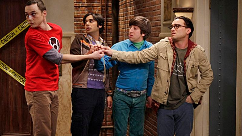 """Illustration for article titled The Big Bang Theory: """"The Precious Fragmentation"""""""