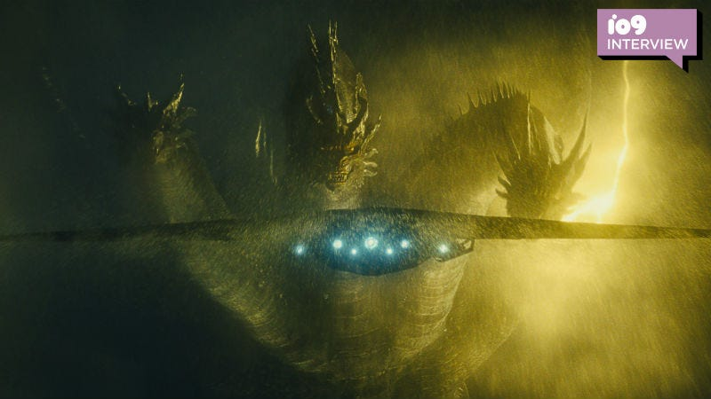 Shots like this are what make Godzilla: King of the Monsters stand out.