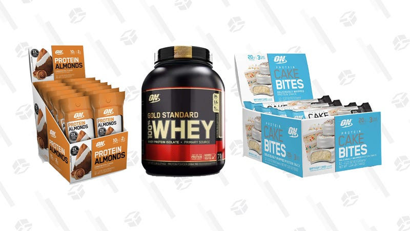Optimum Nutrition protein and energy supplements | Amazon