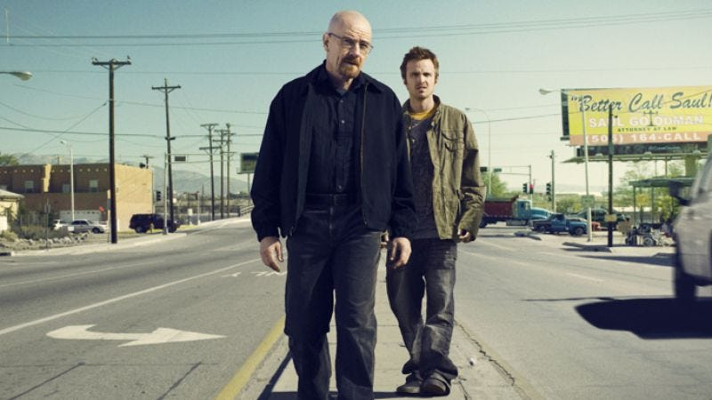 Illustration for article titled New Breaking Bad teaser offers timely reminder that Breaking Bad is awesome