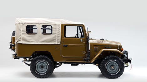 This Is Why Everyone Wants An FJ40 Toyota Land Cruiser Factor Wiring Diagram Fj on