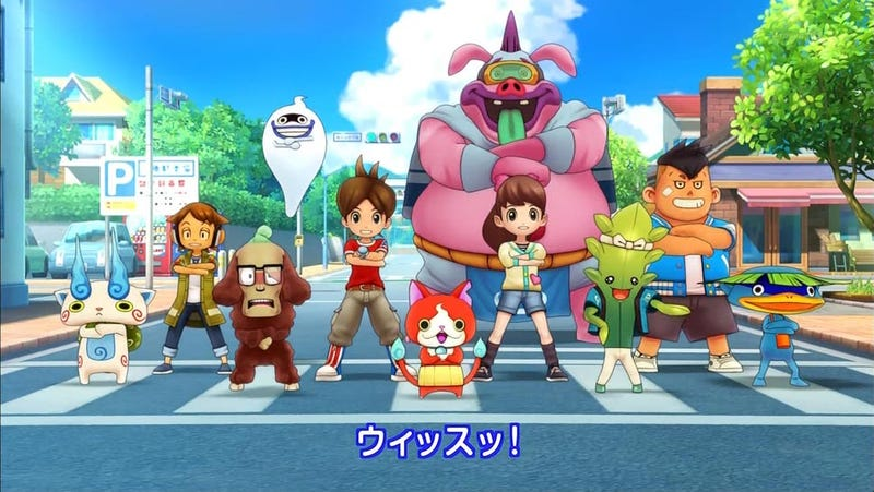 Illustration for article titled How Yokai Watch Was Engineered To Be A Massive Hit