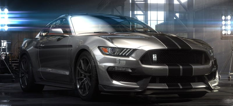 Illustration for article titled 2015 Shelby GT350 Mustang: This Is It