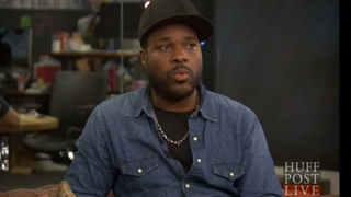 Malcolm-Jamal Warner on HuffPost Live Oct. 20, 2015Video Screenshot