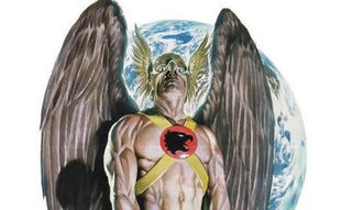 Illustration for article titled Will Hawkman Fly Into Theaters? And Who Will Love Green Lantern?