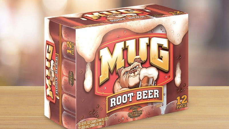 Embarrassing Mug Has Recalled 40000 Cases Of Root Beer That The CEO Just Wanted Back