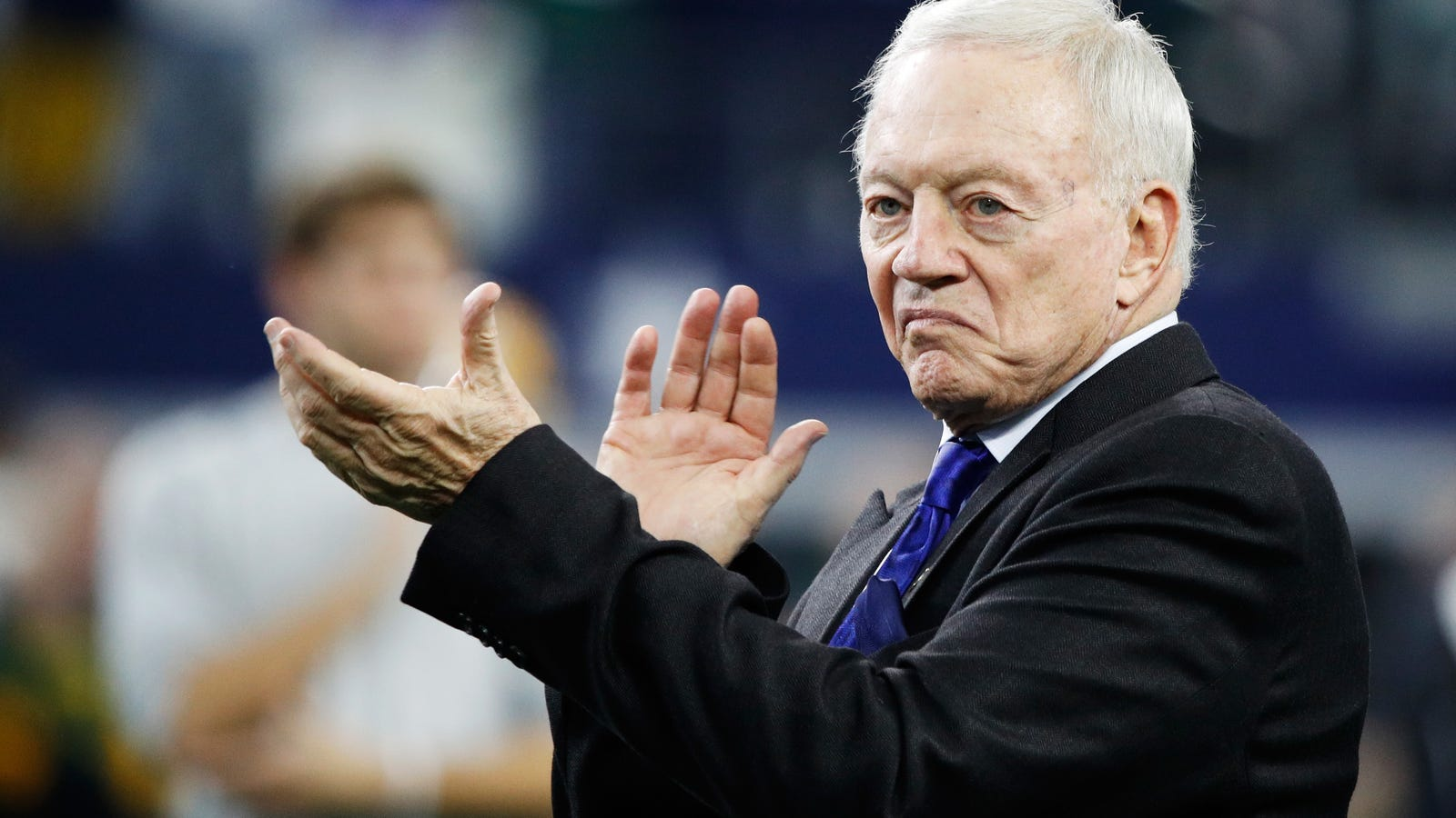 Jemele Hill, Jerry Jones, the NCAA and the Sports Slave System