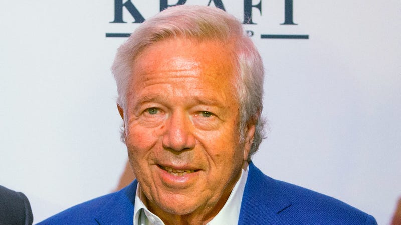 Illustration for article titled Judge Throws Out Video Evidence In Robert Kraft's Solicitation Case