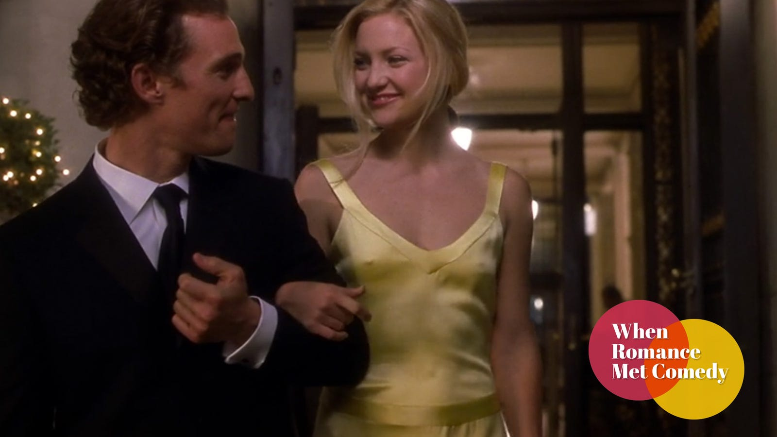 How To Lose A Guy In 10 Days Set The Stage For The Rom-Com -5235