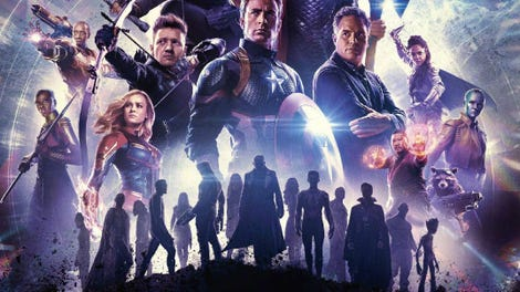 New Avengers Endgame Trailer Sees The Team United Once More