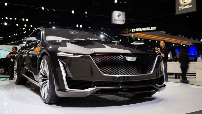 the cadillac escala is the most beautiful concept that. Black Bedroom Furniture Sets. Home Design Ideas