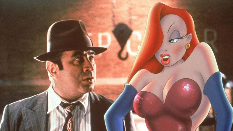 Illustration for article titled Cinefix found 7 things you didn't know about Who Framed Roger Rabbit