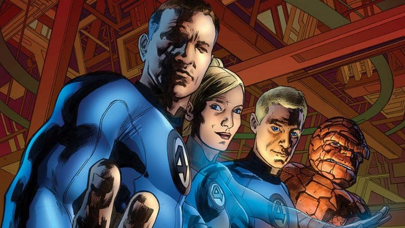 Illustration for article titled Futurenauts: Speculation on the Future of the Fantastic Four