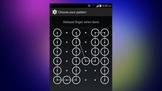 Illustration for article titled Bolster Android's Security with a Larger Pattern Unlock Grid