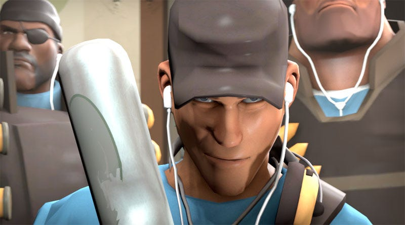 Illustration for article titled Finally, Team Fortress 2 For The Mac (Tomorrow)