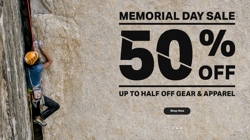 Memorial Day Sale | Backcountry