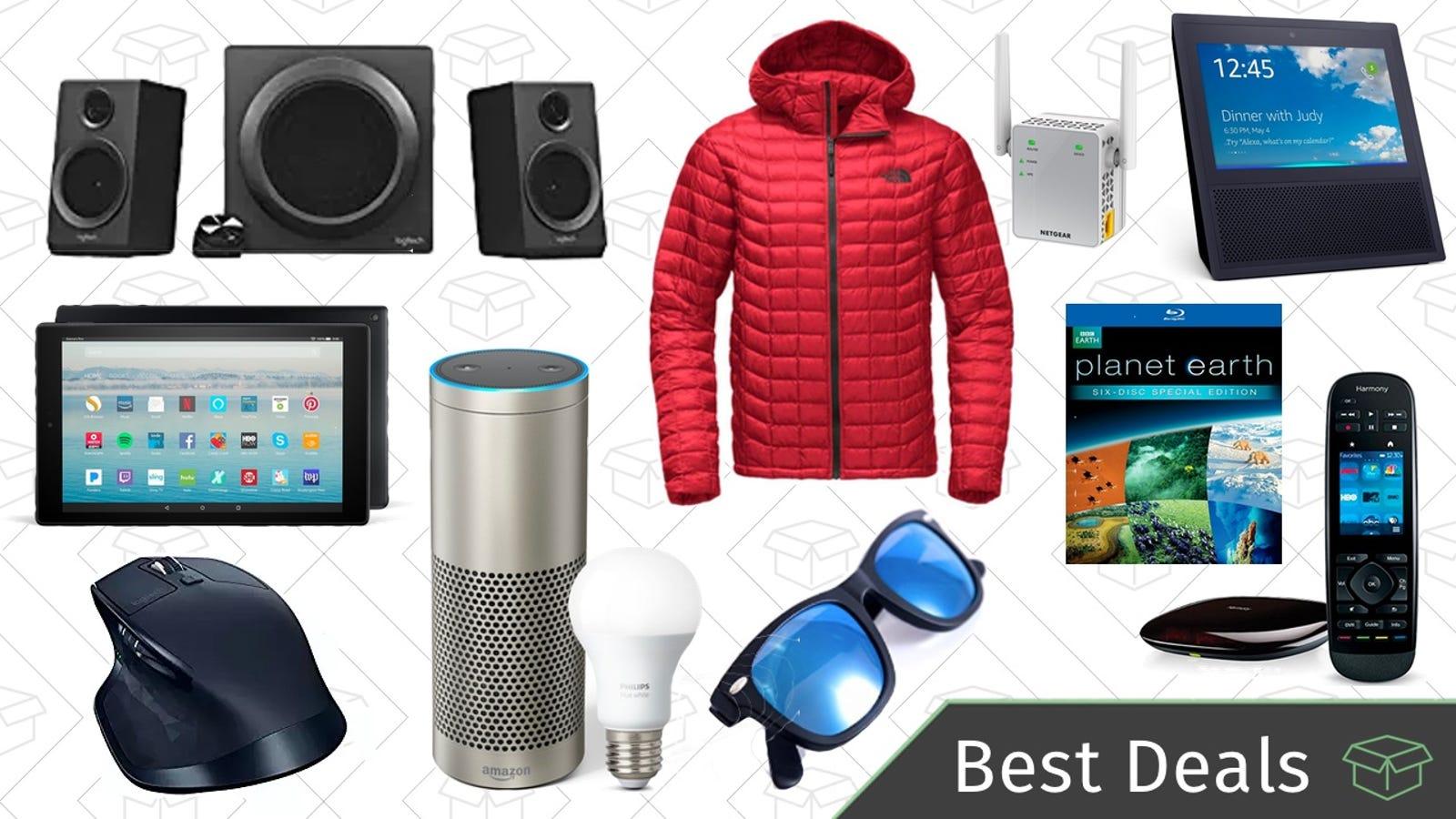 Thursdays best deals logitech gold box amazon devices outdoor thursdays best deals logitech gold box amazon devices outdoor gear sale fandeluxe Images
