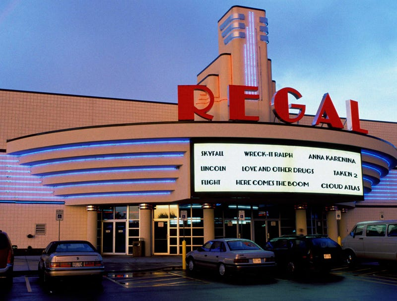 Regal Cinemas Suddenly Realizes It's Been Playing 'Love And Other
