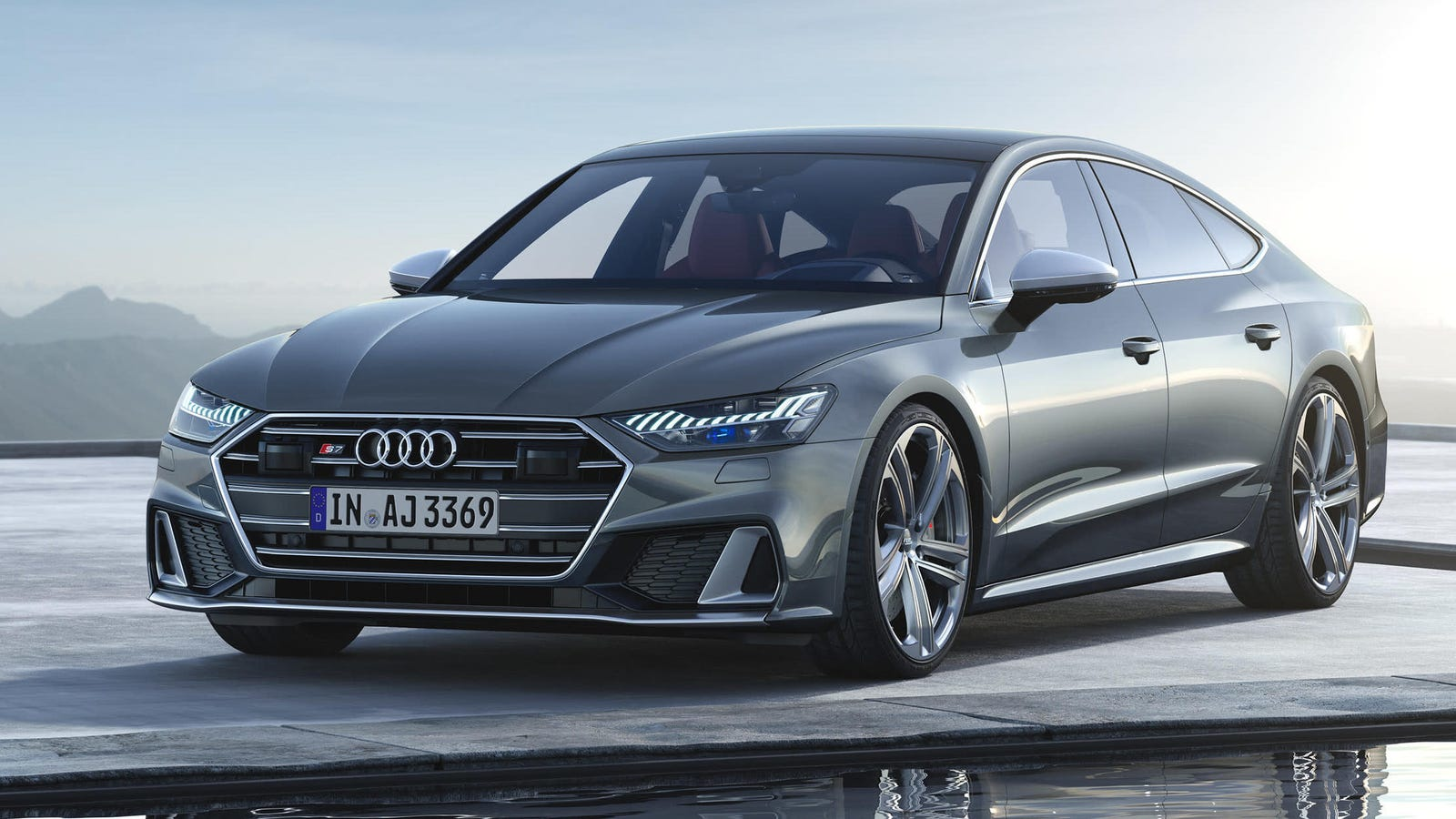the 2020 audi s6 and s7 lose the v8 but keep the 450 hp