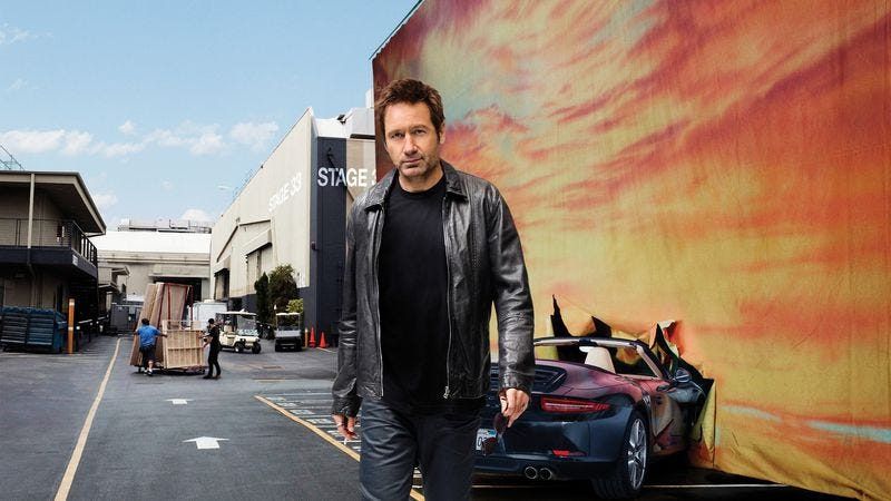 David Duchovny (Showtime)