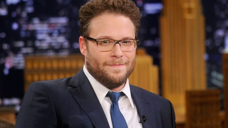 Illustration for article titled Seth Rogen may play Steve Wozniak to Christian Bale's Steve Jobs