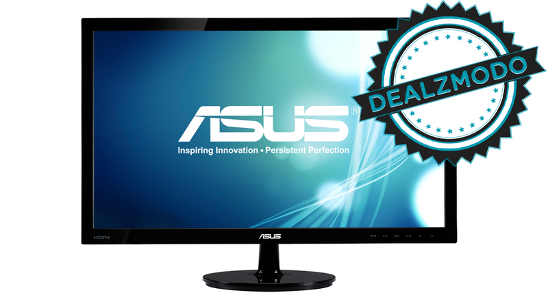 The Perfect Monitor For Normal People Is Your Deal Of The Day