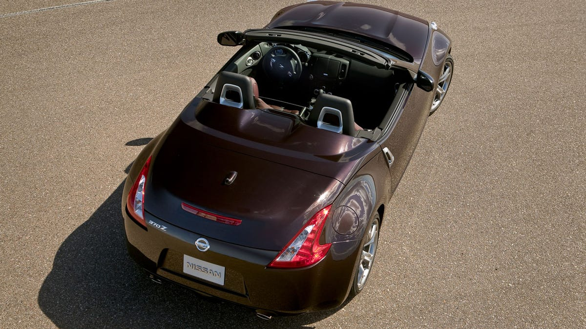2010 Nissan 370z Roadster A Topless Catfish Fuse Box