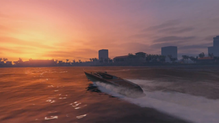 Illustration for article titled Vice City Looks Beautiful Using GTA V's Engine