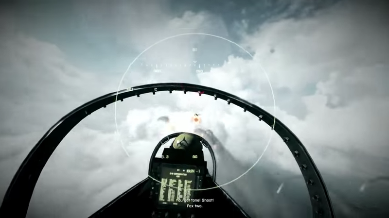 Korean Military In Trouble Over Battlefield And Ace Combat Footage