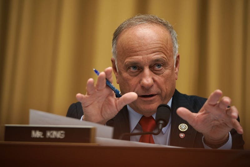 Illustration for article titled Rep. Steve King: Hurricane Katrina Victims Were Begging for Assistance, Not Like Iowans