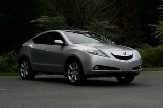 Illustration for article titled 2010 Acura ZDX: First Drive Photos