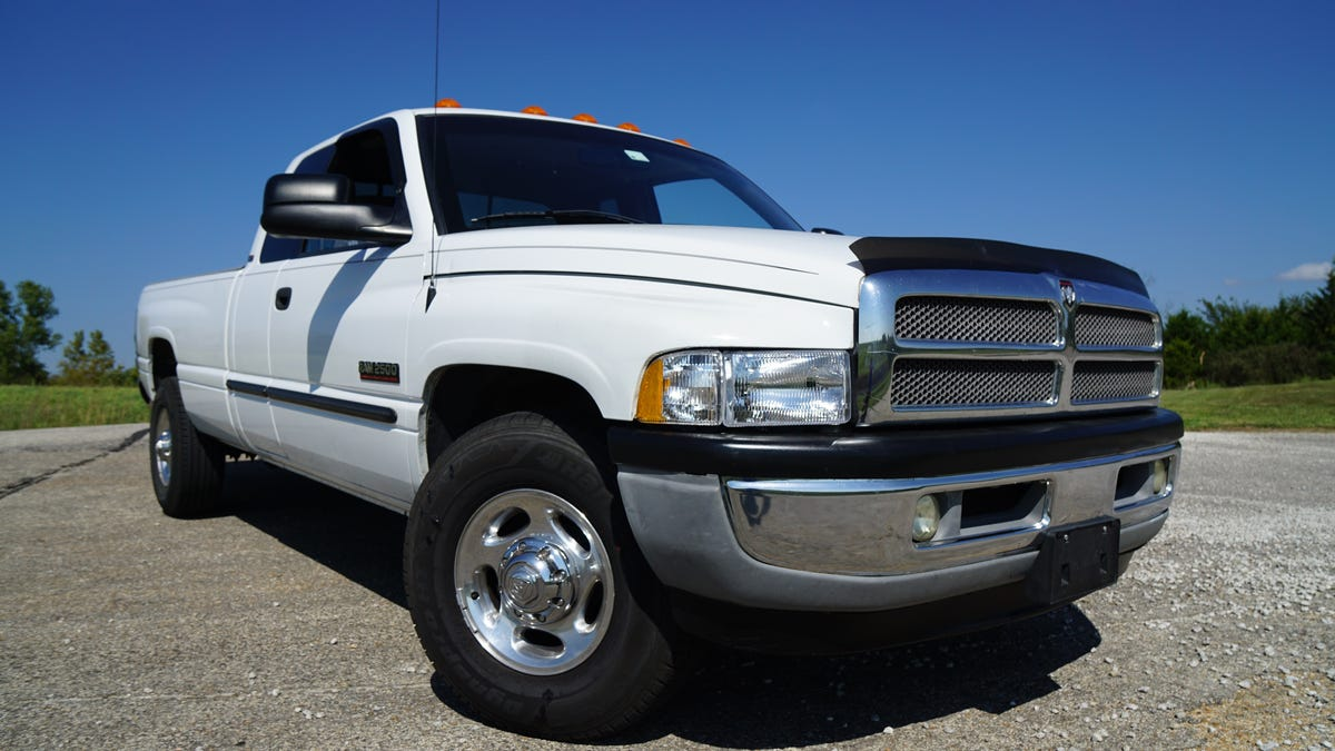 How To Make An Old Dodge Ram As Good Its Cummins Diesel Engine 2001 Fuel Filter Location
