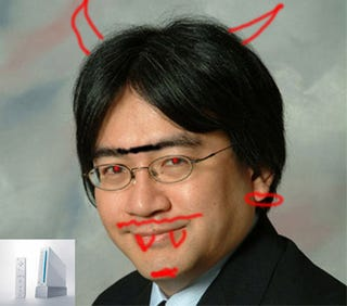 Illustration for article titled Nintendo Says Wii Still in Short Supply This Christmas, We Call Them Out