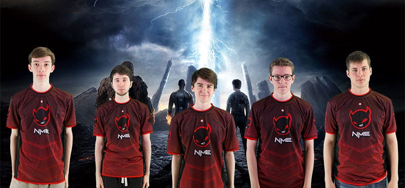 Illustration for article titled Your 2016 Smite World Champions Are Not These Guys