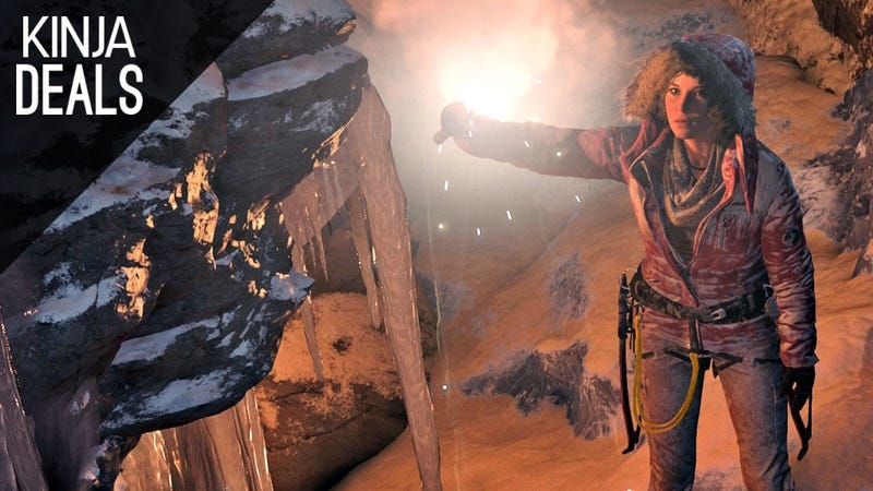 Illustration for article titled Save $10 On Your Rise of the Tomb Raider Preorder