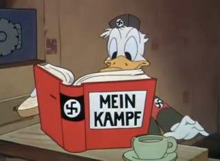 Illustration for article titled Angela Merkel = Adolf Eichmann