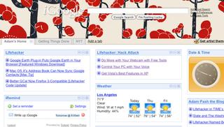 Illustration for article titled Best Start Page: iGoogle/Google