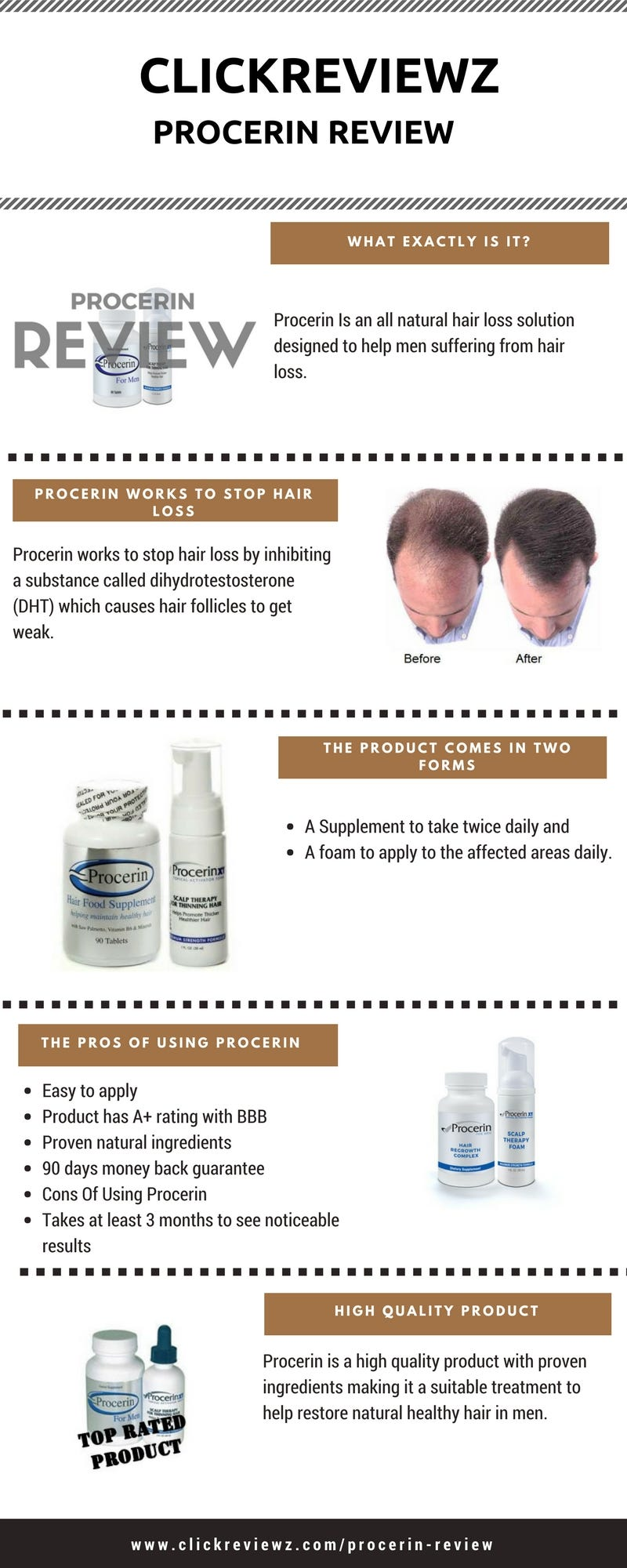Illustration for article titled The Real Truth About How Procerin Works For Hair Loss In Men