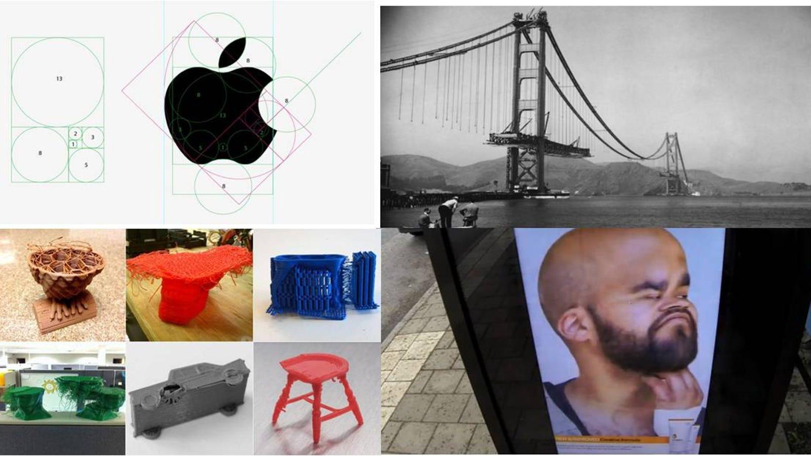 El logo de Apple, espionaje y Photoshop, las historias de la semana
