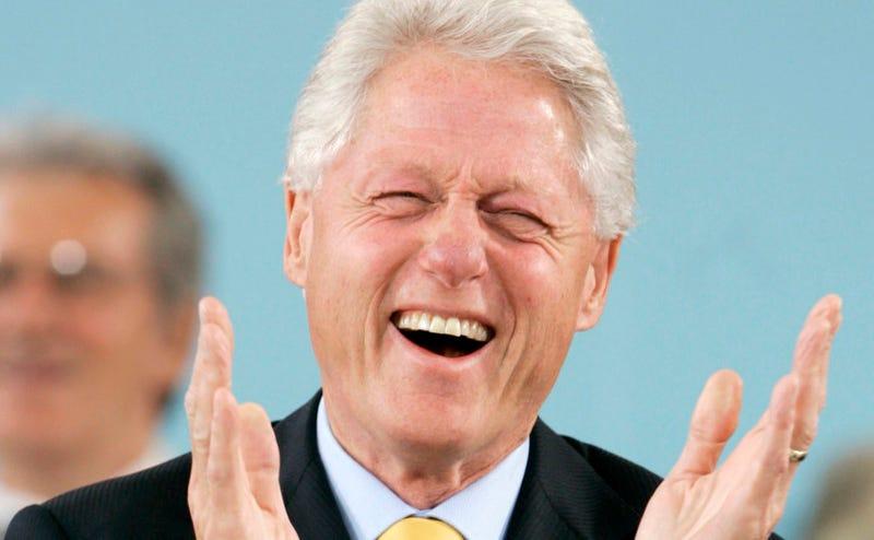 Clinton. AP