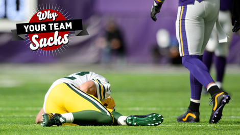 5ea090d656b Why Your Team Sucks 2018: Green Bay Packers