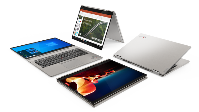The ThinkPad X1 Titanium Yoga Is Lenovo s Thinnest 2-in-1 Ever