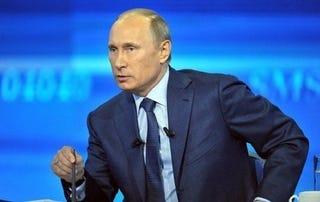 Illustration for article titled Az eddigi legjobb Putyin-mondás a mai napon
