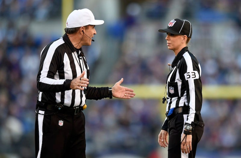 Illustration for article titled NFL Admits Officials Screwed Ravens Out Of A Win